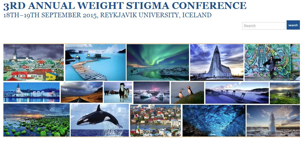 International stigma conference essay